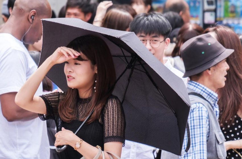Death toll reaches 79 in Tokyo due to record high temperatures