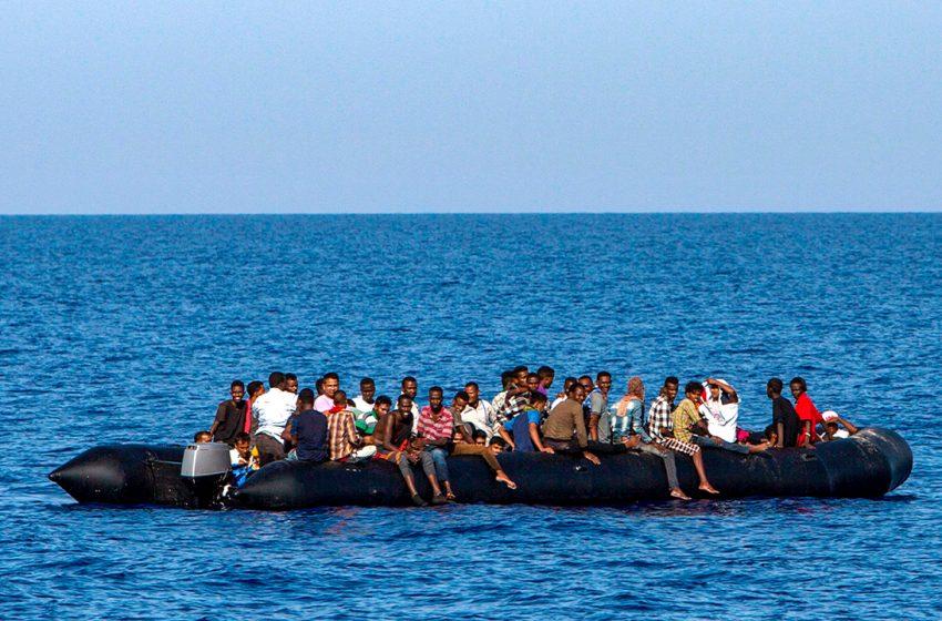 Dozens of migrants die in Mediterranean shipwreck