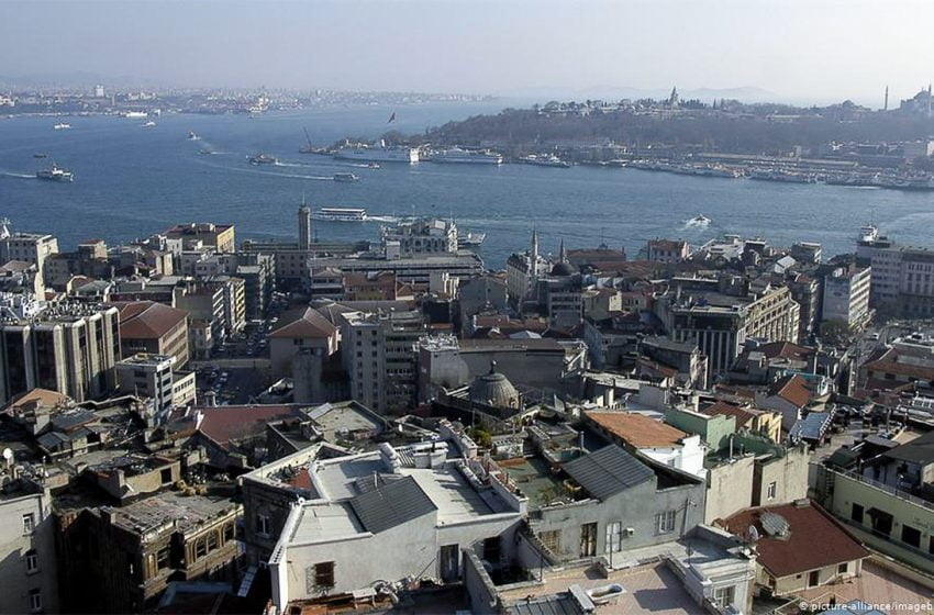 İBB: 70% of Istanbul's population lives in earthquake zones.