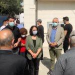 HDP Committee visits Van to see Osman Şibal and Servet Turgut