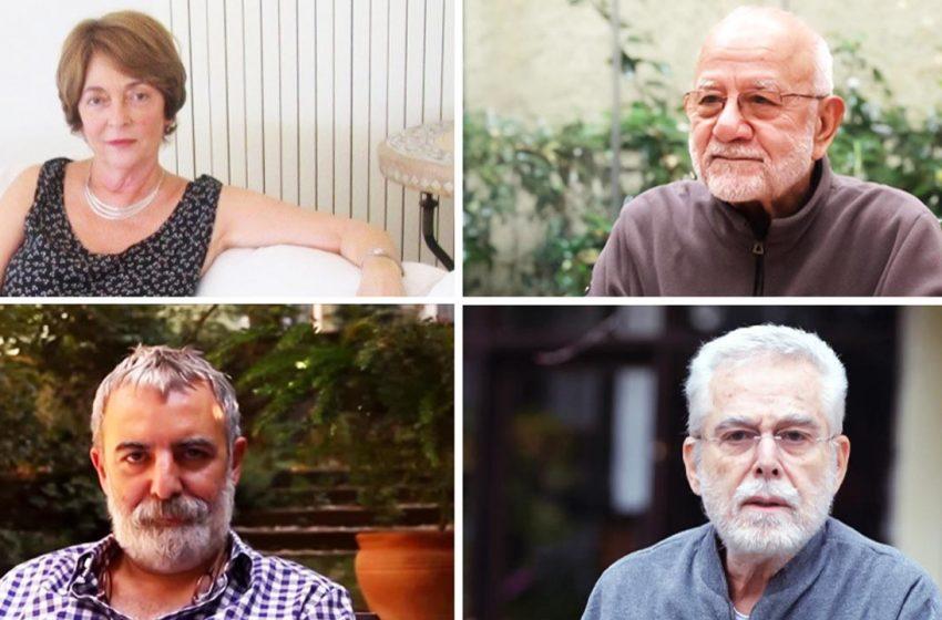 """Oran, Ulagay, Alkaya and Gürsoy: """"We Must Unite Against War"""""""