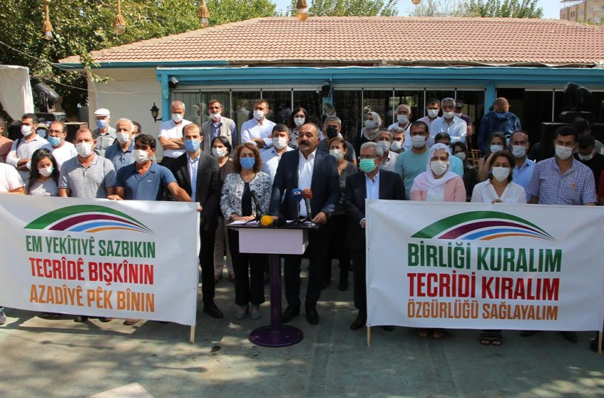 Kurdish organisations call for a new struggle against oppressive forces