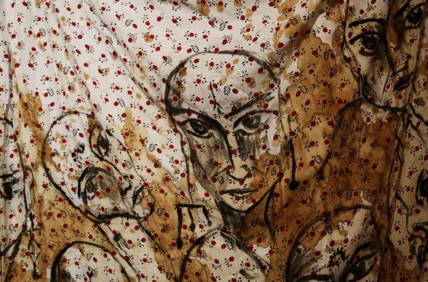 """Zehra Doğan's first solo exhibition in Turkey:""""Nehatîye Dîtın/Not Approved"""""""