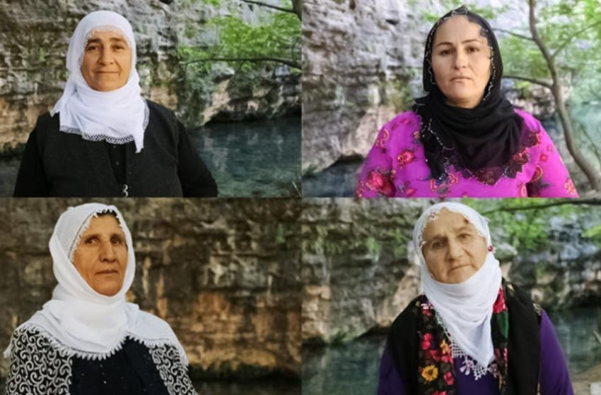 Peace mothers demand freedom for Öcalan