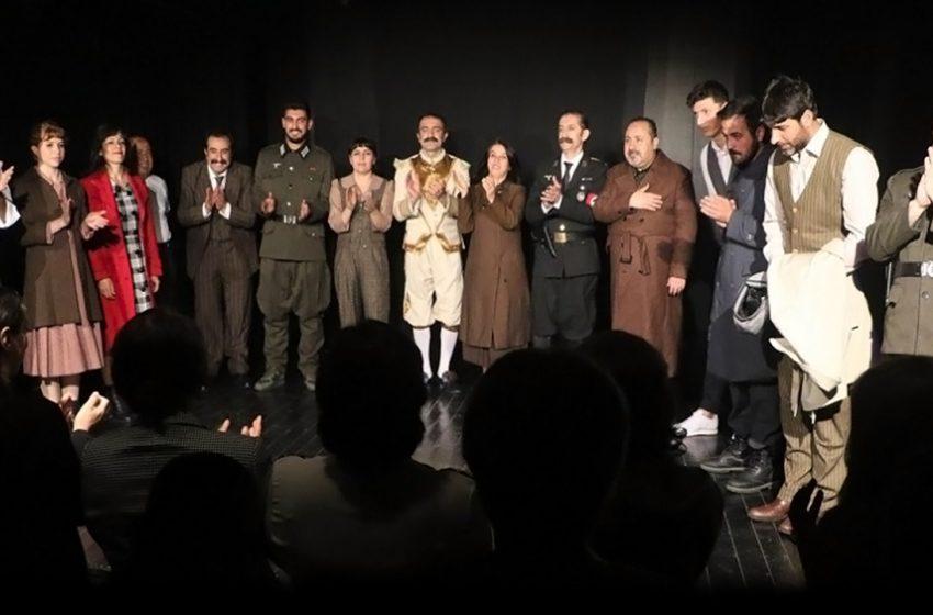 Kurdish language play banned at İstanbul's Municipality City Theatre