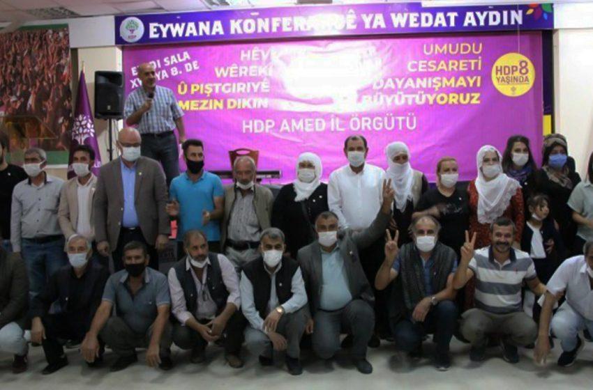 HDP's 8th anniversary celebrations held in Diyarbakır