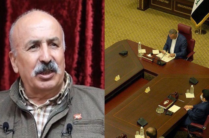 Mustafa Karasu: 'Everyone should recognize Yazidi autonomy'