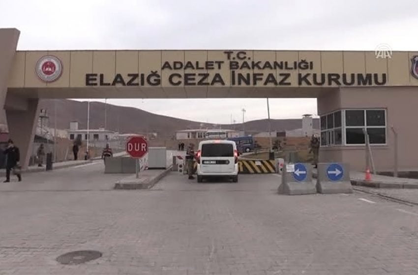 Conditions in Elazığ (Xerpêt) High-Security Prison Number One criticized