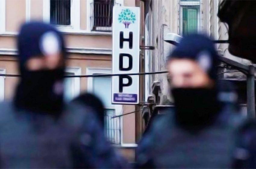Detentions in Maraş (Mereş) in Turkey
