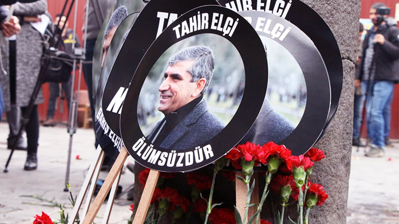 Trial on the murder of Tahir Elçi is postponed