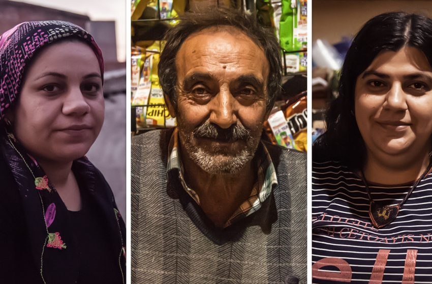 Five years on, the Ak family is homeless in Sur