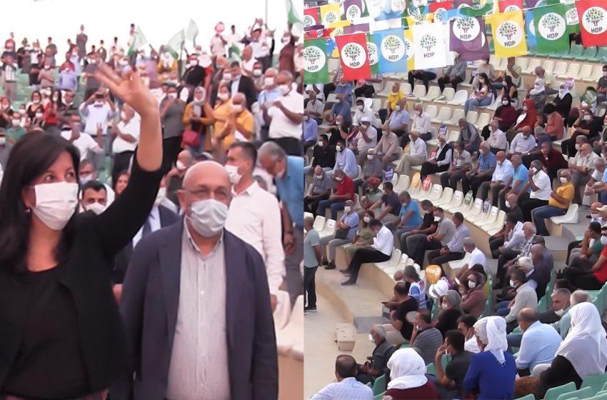 HDP celebrates its eighth anniversary at Adana