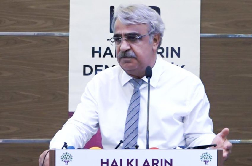 HDP co-chair Sancar: The HDP exists to sustain democratic politics