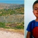Four-year-old Miraç Çiçek has been missing for three months
