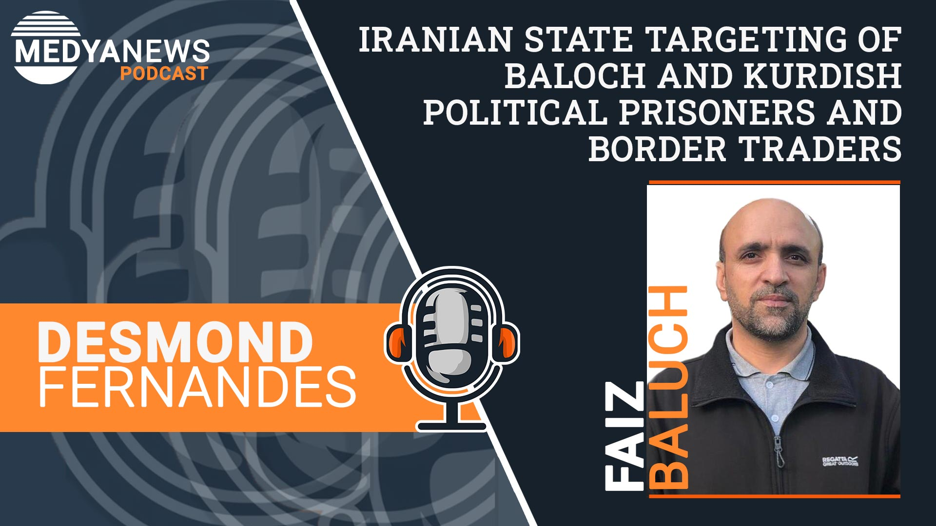 Iranian state targeting of Baloch and Kurdish political prisoners and border traders