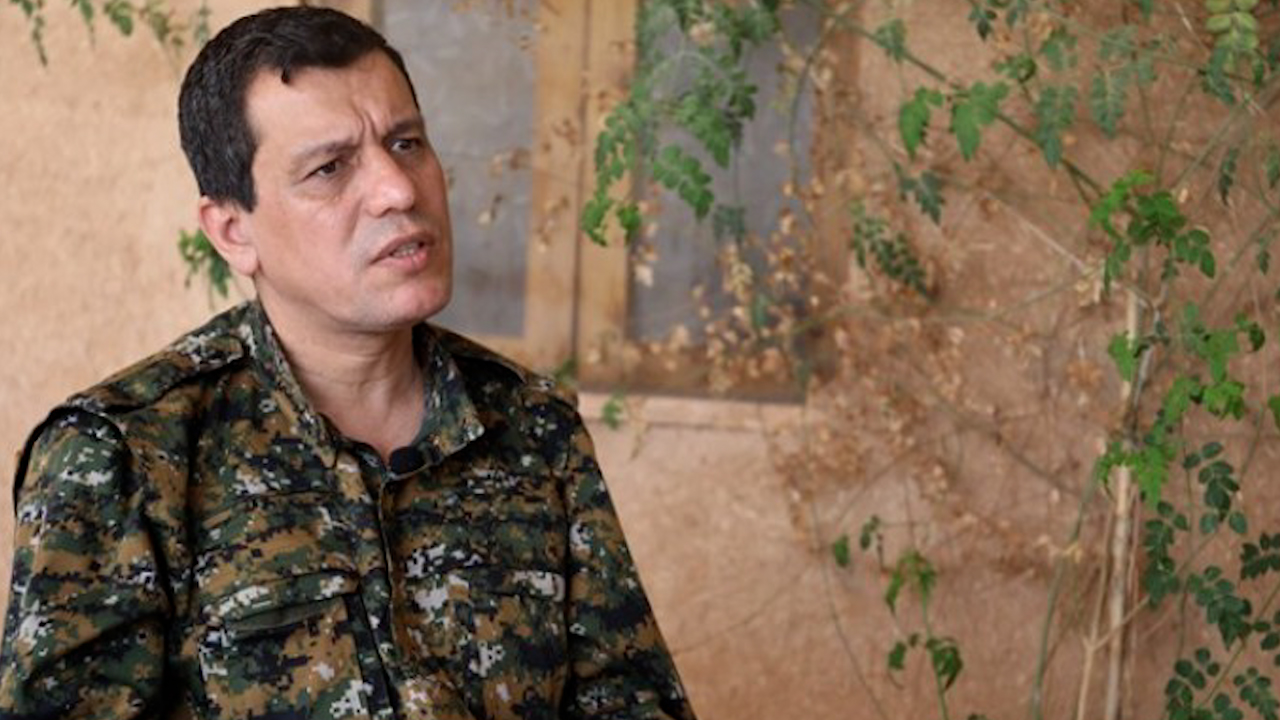 Mazloum Abdi appeals to International Coalition to repatriate ISIS families from camps in North and East Syria