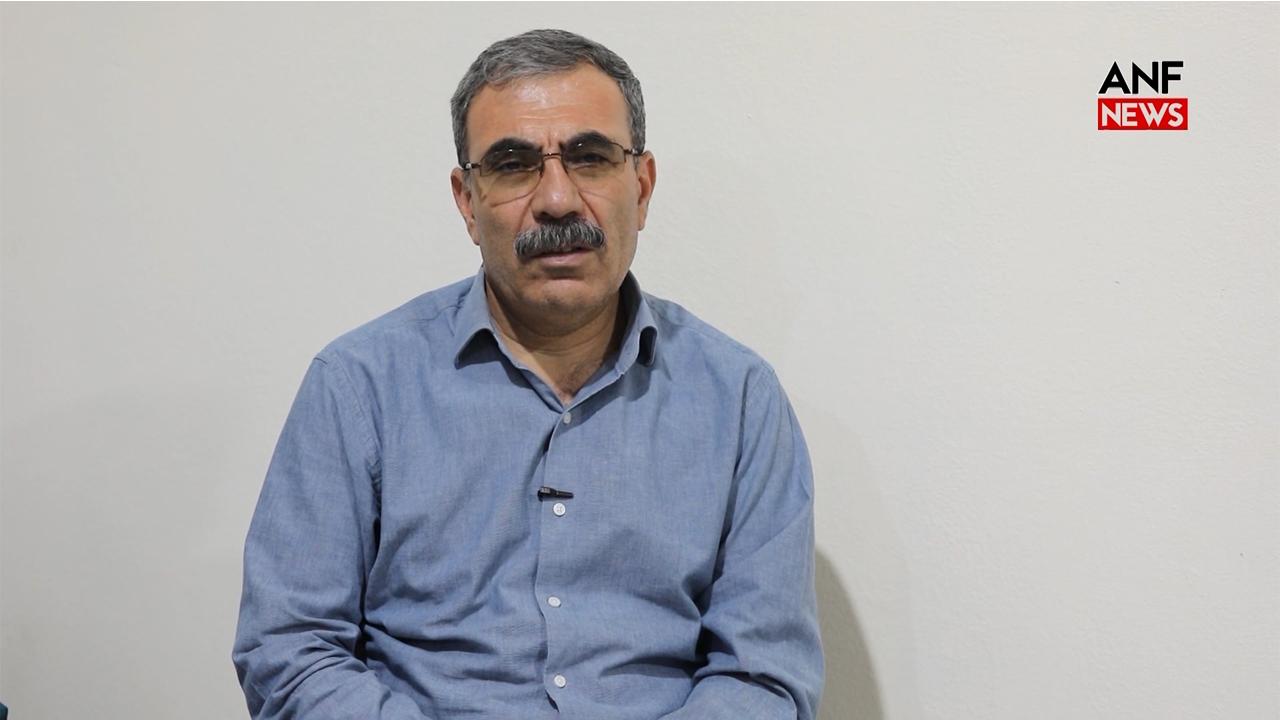 Aldar Xelîl: Occupation of Iraqi Kurdistan will overwhelm Rojava