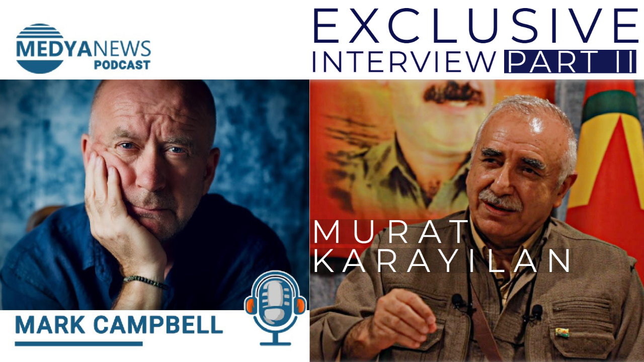 Exclusive Medya News Interview with the PKK's Top Commander Murat Karayılan- Part 2